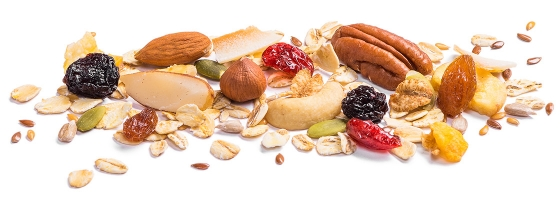 Muesli Fruit + Nuts